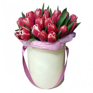 Сюрприз из тюльпанов
